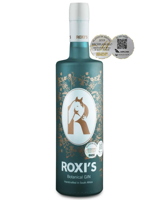 Less than 1% of more than 2000 entries from 11 different countries are awarded with Michelangelo Platinum medal status, ROXI`S Botanical Gin is one of this 1%!