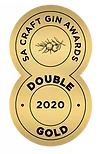 SA Craft Gin Double Gold