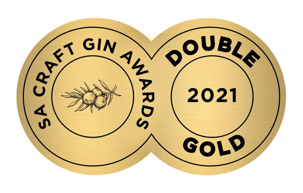 SA Craft Gin Double Awards 2021